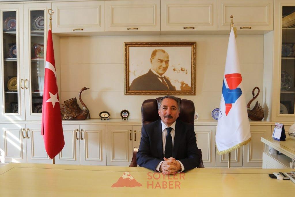AİÇÜ Rektörü Karabulut'un 19 Mayıs Mesajı