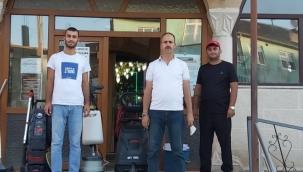 "DOĞUBAYAZIT AHMEDİ HANİ CAMİİSİNDEN ""HİJYENİK ORTAMDA HUZURA DURMAK"""