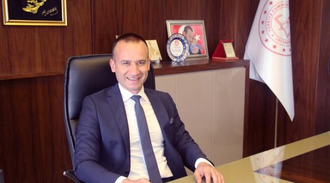 Ağrı Milli Eğitim Müdürü Tekin'in Cumhuriyet Bayramı mesajı
