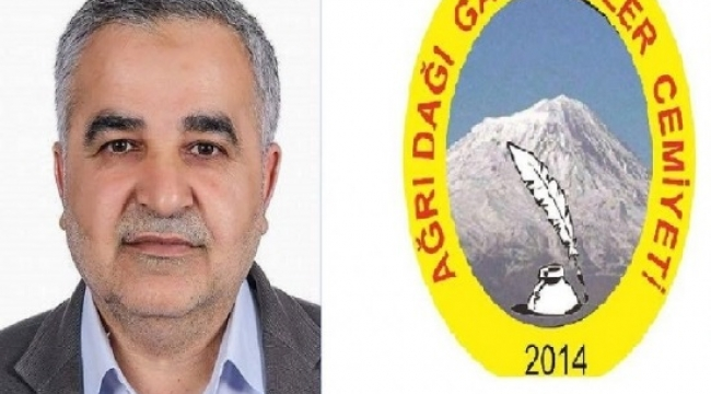 Ağrı Dağı Gazeteciler Cemiyeti Başkanı Sıddık Söyler'in 10 Ocak Çalışan Gazeteciler Günü Mesajı.