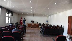 İTFAİYE VE KURTARMA ARACININ ALINMASINA HDP TARAFINDAN RED OYU