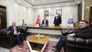 Bakan Dr. Mehmet Kasapoğlu, Ağrı'ya Yapılacak Yatırımları Açıkladı
